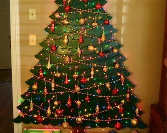 super sale ez tree deluxe decorated christmas tree by bettinelli creations - Decorated Christmas Trees For Sale