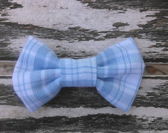 Arthur slide-on-collar doggie/kitty bowtie