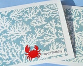 Nautical Birthday Cards - Birthday Cards - Nautical Cards - Happy Birthday Cards - Party Invitations - Humorous Birthday Cards - HBCC