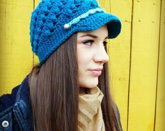 Barbra Hat Crochet Pattern