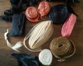 Large Lot of Vintage Millinery Supplies.....1940's - 1960's
