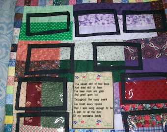 Hanging Picture Quilt