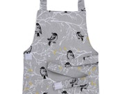 Bird Apron - Toddler & Primary