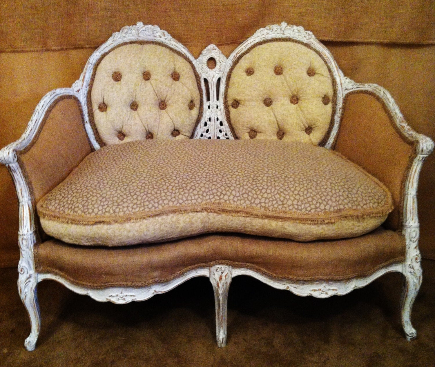 vintage settee for sale antique settee reserved for kbische 6862