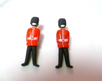 Earrings Mix and Match Collection Matching Set British Guard