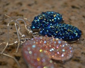 Druzy Glitz Earrings