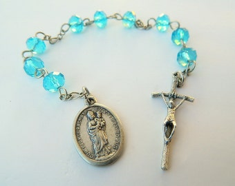 Prayer Chaplet Rosary of Our Lady of Prompt Succor