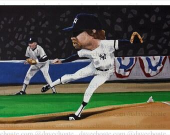 Goose Gossage, New York Yankees Photo Print