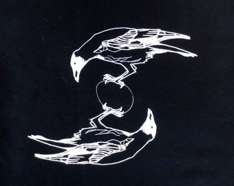 Mirror Crow Patch