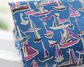 Lovely Sailer on Assa Cotton WIDE 140cm, U213