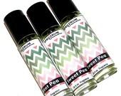 Sweet Pea Perfume Roll on Bottle