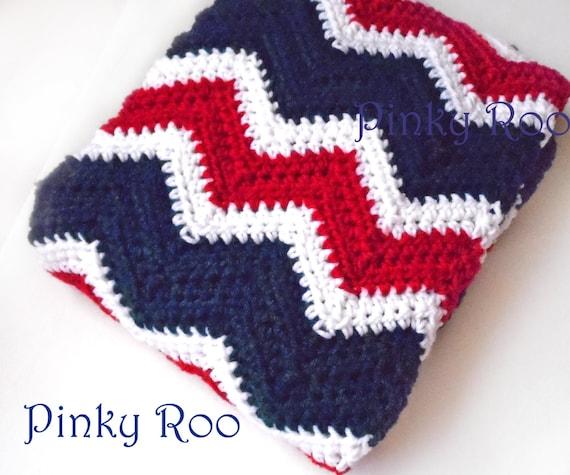 Easy Nautical Baby Blanket Crochet Pattern Pakbit For