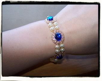 Little Baubles Renaissance Tudor Bracelet Jewelry