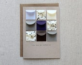 You Are My Favorite - Tiny Envelopes Card