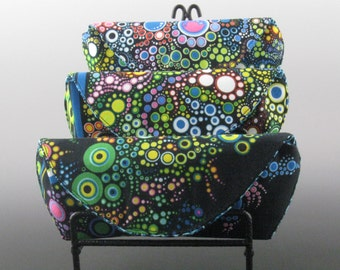 eyeglass case in Caribbean - Amelia Caruso Effervescence- Made to order