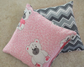 Heating Pad, Boo Boo Pack, Therapeutic Hot Cold Rice Choose Scent in Teddy Bear, Microwave Rice Pack, Heating Pad, Soothing, Migraine Relief