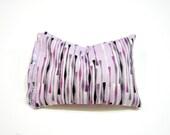 Rice Pack in Purple Stripe