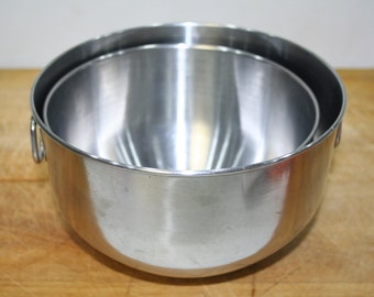 Farberware Mixing Bowls with 2 Ring Handles Stainless Steel