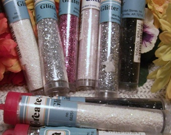 GLITTER for creating crafts