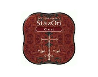 StazOn Midi Claret