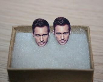 Alexander Skarsgard Earrings Celebrity Jewelry