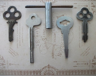 Vintage Key Mix