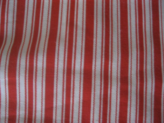 ... Fabric, Red and White, Waverly, Pillows, Upholstery, Curtains, Vintage