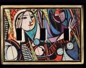 Picasso - Les Demoiselles...