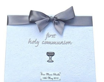 First Holy Communion Personalised Keepsake Box