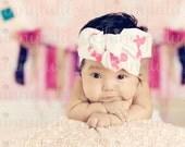 Giraffe Headwrap, Giraffe Turban, Baby Headband,Newborn photoprop, Photography Prop, Turban, Newborn Headwrap, Newborn Turban