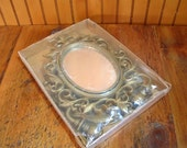 Vintage Mirrored Sconce