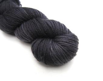 MIDNIGHT MCN dk weight yarn 230 yards/100g