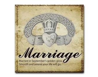 Married in September