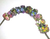 Chintz Garden Beads / Orphans