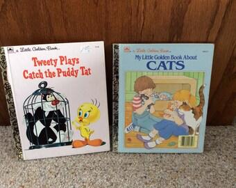 2 Fun Little Golden Books
