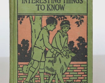 Childs Book Interesting Things To Know