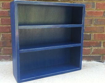 Small Storage Shelf for, Toys ,Bathroom ,Mudroom or Nursery  19'' x 19'' x 5 3/4''