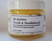 Neroli and Sandalwood Replenish Butter for hands feet or elbows