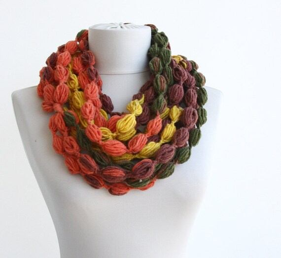 fall autumn scarf pom pom scarf fall scarves for by