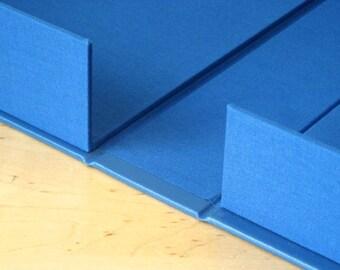 Clamshell Box - Blue