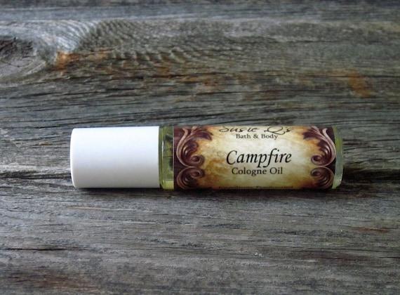 Campfire Cologne Oil