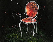 chair ORIGINAL PAINTING