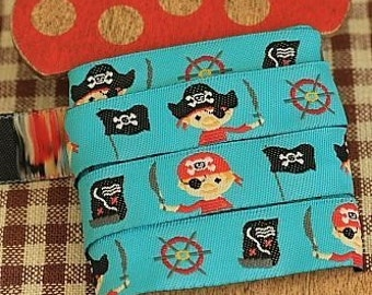 Ribbon-Trim-Pirates-Vintage Pirates-Sewing Trim-Ribbon Tape-Sewing Ribbon
