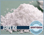 4 oz of Stearic Powder - Use for Soaps, Lotions, Candles