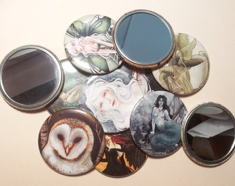 Pocket Mirrors! 14 Options to choose from!