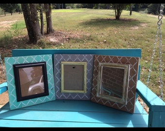 Three Distressed 8x10 Frames