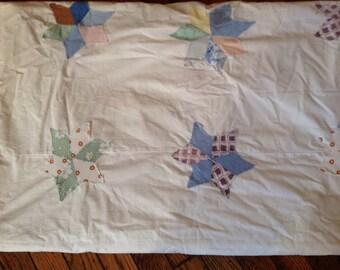 Antique quilt top full size