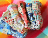One Size PUL Cloth Diaper Cover Custom Fabric Choices