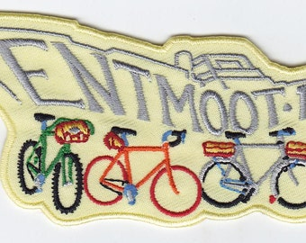 "Quickbeam ""Entmoot"" embroidered patch"