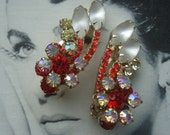 DeLizza and Elster a/k/a Juliana Frosted Navette Climber Earrings (BOOK PIECE)